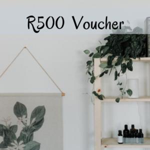 R500 Spa Voucher